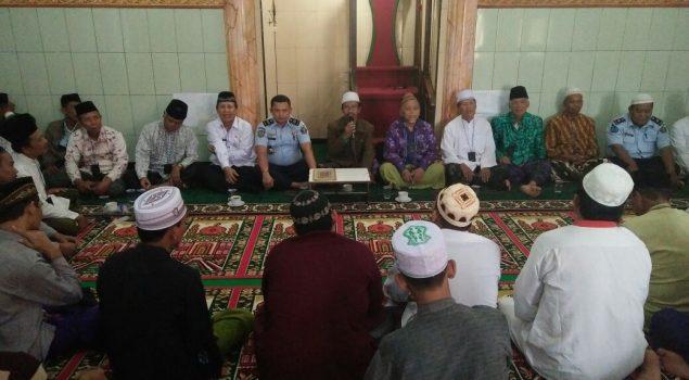 Alim Ulama Mojokerto Dukung Pembinaan WBP Lapas Mojokerto