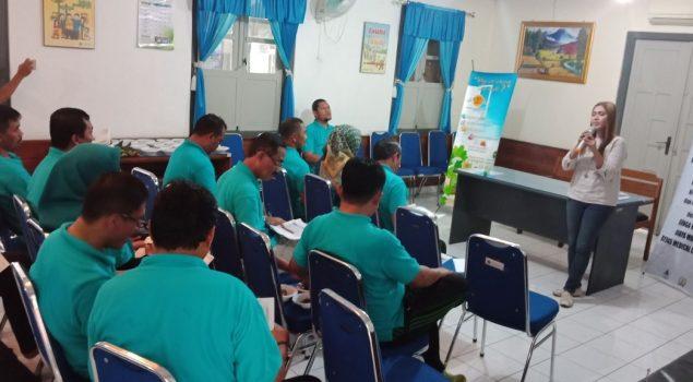 Bapas Yogya Gandeng BNI 46 & Kimia Farma untuk Berbagi