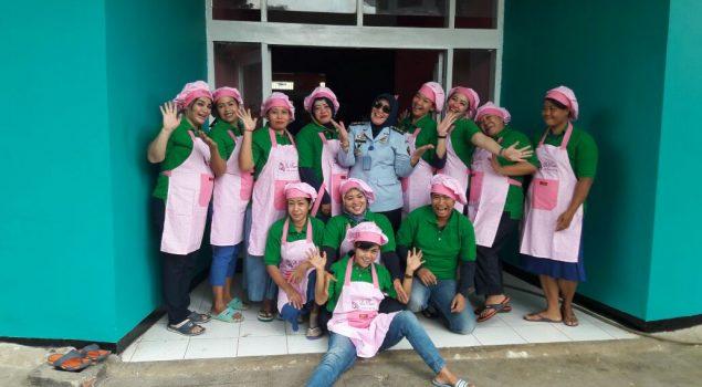 Lapuan Cafetaria, Kafenya Lapas Perempuan Tangerang