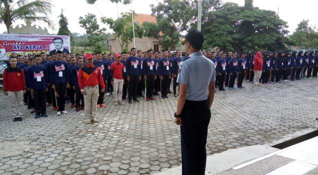 Orientasi CPNS Lampung Fokus pada Kompetensi Pengamanan