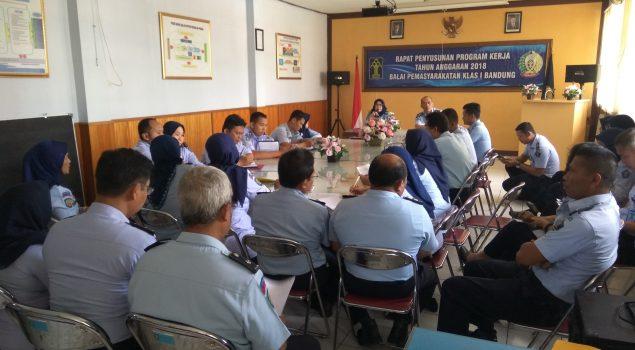 Petugas Bapas Bandung Harus Bekerja Lebih Semangat & Disiplin