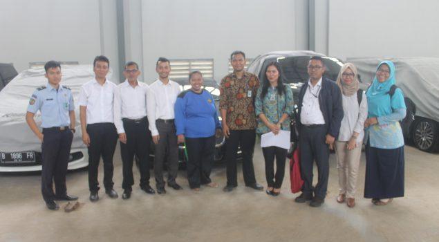 4 Mobil Mewah di Rupbasan Jakbar & Tangerang Segera Dilelang