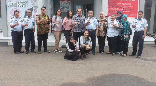 Rupbasan Jakbar & Tangerang Kedatangan Mahasiswa Undip & UGM