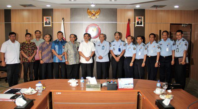 Kepala BNPT: Promosi Petugas Lapas Khusus High Risk Jangan Cuma PeHaPe