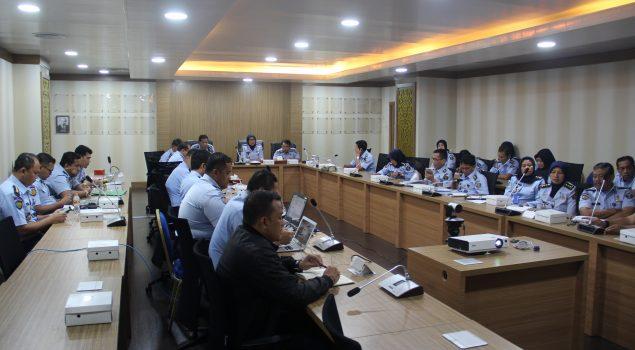 Ditjenpas Bangun Zona Integritas Wilayah Bebas Korupsi & Wilayah Birokrasi Bersih Melayani