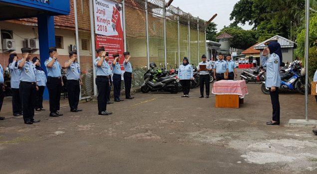 Ka. LPKA Jakarta Dorong Pembenahan Sarpras & Pelayanan Anak
