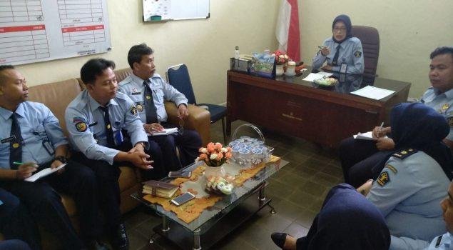 Sarpras & Anggaran Pelayanan Jadi Perhatian Khusus LPKA Jakarta