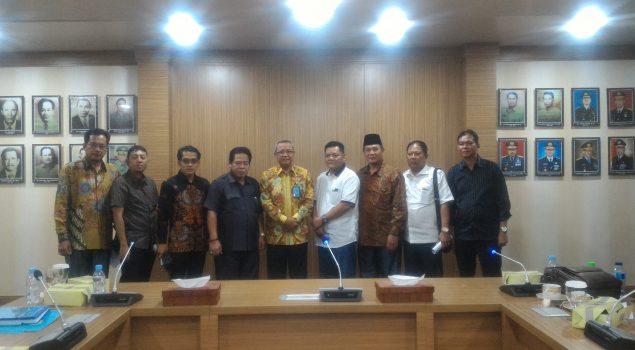 Ditjenpas Bersama DPRD Kabupaten Musi Banyuasin Bahas Pembangunan UPT Pemasyarakatan
