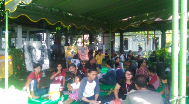 Kunjungan Bersama Dekatkan Anak & WBP Lapas Denpasar