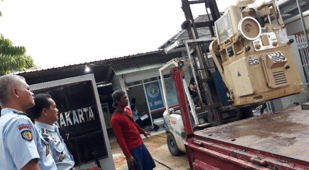 Rupbasan Surakarta Terima Alat Pembuatan Pil PCC