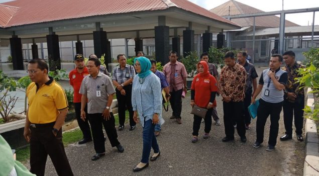 Rekonstruksi Lapas Banda Aceh Butuh 2,5 M