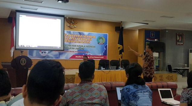 Petugas PAS Lampung Diminta Aktif Infokan Kegiatan Positif
