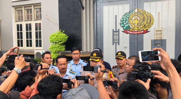 P2U Lapas Pemuda Tangerang Gagalkan Penyelundupan Ekstasi