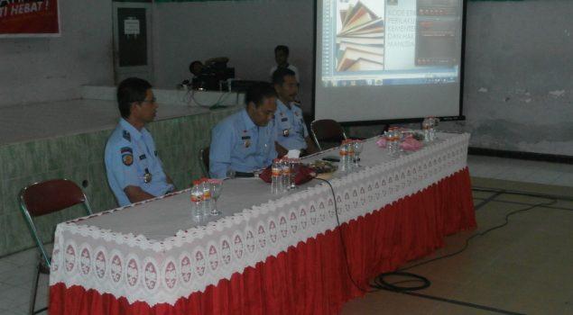 Inspektur Wilayah VI Tegaskan Pentingnya Kode Etik Pegawai