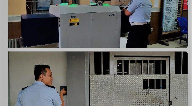 Lapas Narkotika Bandar Lampung Tingkatkan Sistem Keamanan di Dalam Lapas