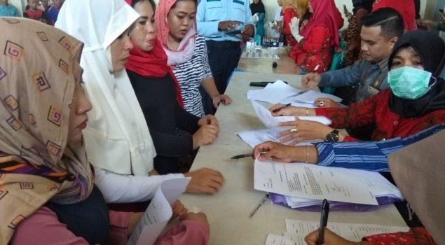 Lapas BauBau Gandeng Dinas Kesehatan Laksanakan VCT untuk WBP