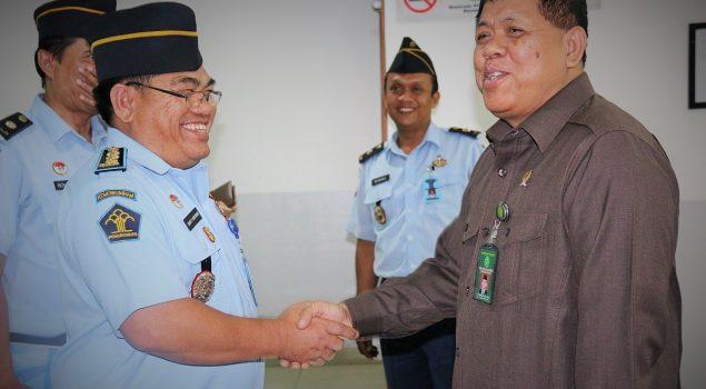 Sinergitas Bapas Jakarta Barat Dengan PN Jakarta Barat Bahas UU SPPA