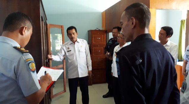 Pujian Inspektur Wilayah II Untuk Lapas Kendari