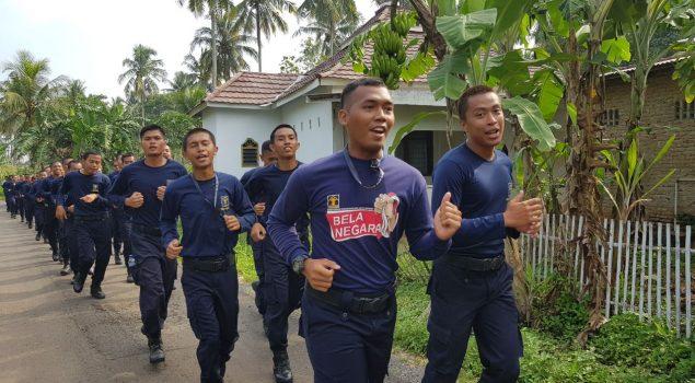 CPNS LPKA Lampung Diajak Kenali Lingkungan Sekitar