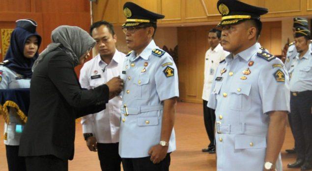 Sesditjen PAS Lantik Dua Pejabat Administrator