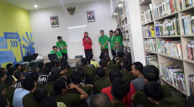 LPKA Jakarta Gandeng Tokopedia Latih Keterampilan Anak