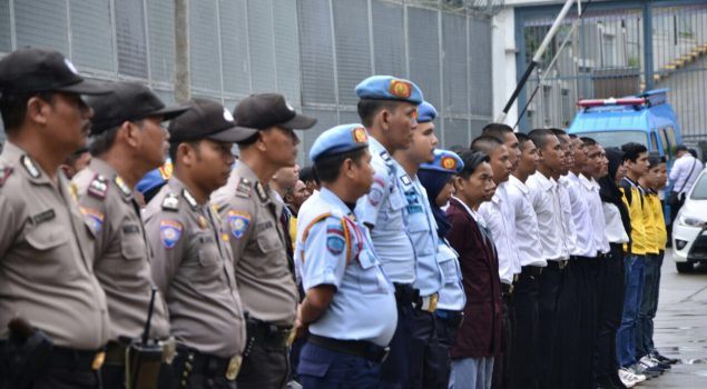 Orientasi CPNS di Rutan Depok Libatkan Kostrad & TNI