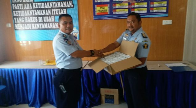 Orientasi Lanjutan Bantu CPNS Kenali Tugas di Lapas Narkotika Tanjungpinang