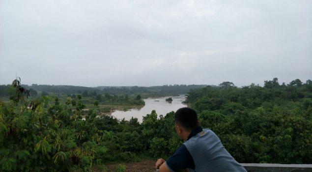 Banjir Melanda Lampung Tengah, Lapas Gunung Sugih Tingkatkan Kewaspadaan