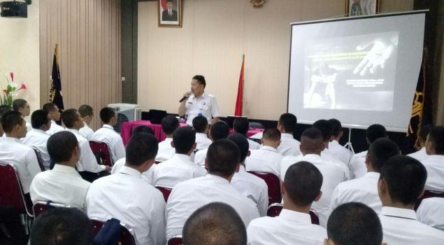 101 CPNS Lapas Narkotika Jakarta Disuluh Bahaya Narkoba