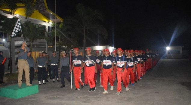 Napak Tilas Awali Pemberian SK CPNS Wilayah Batam
