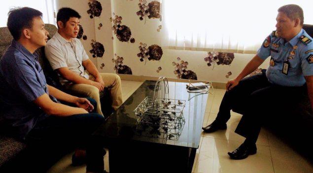 Lapas Pohuwato Jajaki Kerja Sama dengan Tiongkok & Bangladesh