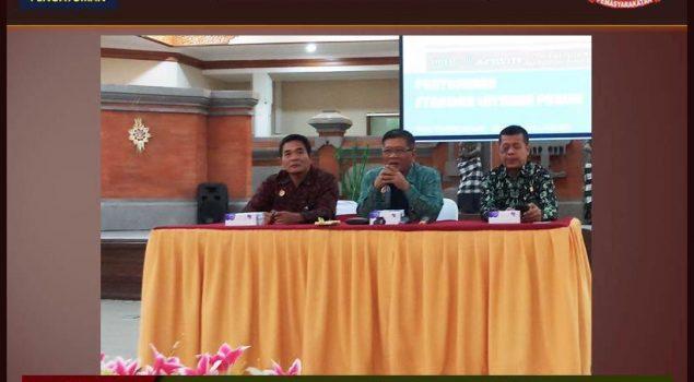 Bapas Denpasar Penuhi Sarpras Pelayanan Publik