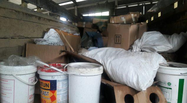 Rupbasan Bandung Simpan Bahan Farmasi Kosmetik Titipan Polda Jabar