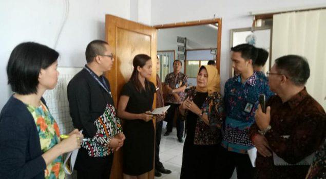 Bapas Bandung Menerima Kunjungan Delegasi The Department Of Probation Of Thailand