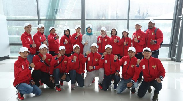 Wakili Indonesia, Ditjen PAS Kirim Delegasi Ke Ajang APTFC 2018 Di Thailand