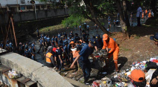 """CPNS Lapas Narkotika Jakarta """"Nyebur"""" ke Kali Cipinang"""