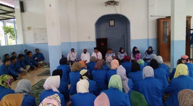 Cabrutan Lhoknga Sambut PKL Mahasiswa UIN Ar Raniry