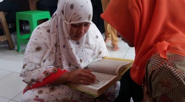 Dulu Tak Bisa, Kini WBP Lapas Perempuan Kendari Fasih Mengaji
