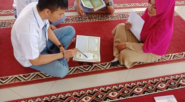 Ujian Agama Islam Ukur Keberhasilan Bimbingan Rohani di LPKA Lampung