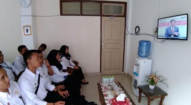 Ini Pesan Presiden bagi CPNS Seluruh Indonesia