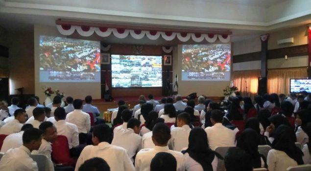 CASN Kanwil Yogya Siap Laksanakan Arahan Presiden Jokowi