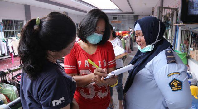 Drama & Kesenian WBP Warnai TB Day di Rutan Jakarta Timur