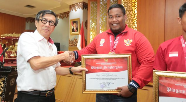 Kontingen Indonesia Ukir Sejarah di Ajang APTFC ke-20 Thailand