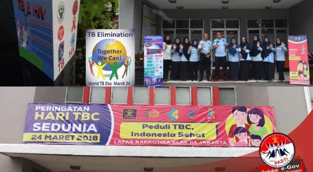 Tim Medis Lapas Narkotika Jakarta Berikan Penyuluhan & Skrining Bagi Keluarga Napi