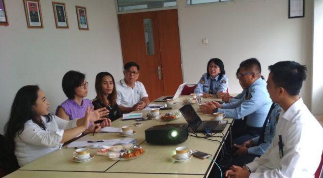 Direktur Bimbingan Kemasyarakatan Thailand Studi Banding Di Bapas Jakarta Pusat