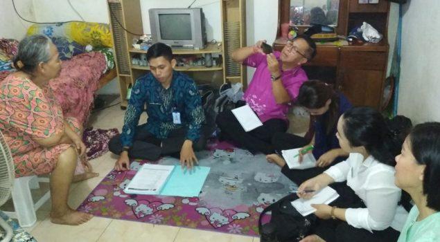 Bersama PK Bapas Jakpus, Delegasi Thailand Kunjungi Rumah Klien