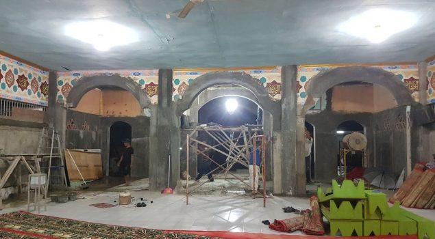 Lapas Bandar Lampung Percepat Renovasi Ponpes Daruttaubah