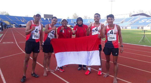 Hari Kedua APTFC, Kontingen Indonesia Berhasil Tambah Perolehan Medali