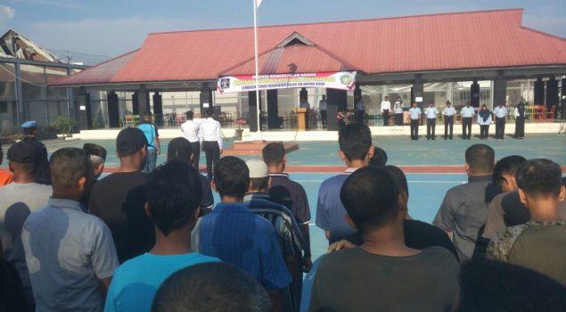 Pemenuhan Hak-Hak Narapidana Barometer Keberhasilan Lapas Banda Aceh