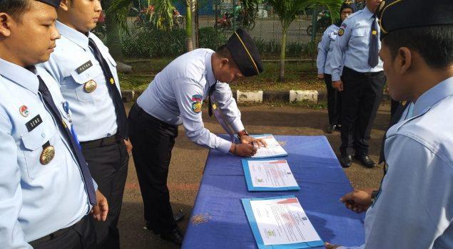 Apel Penandatangan Pakta Integritas LPKA Jakarta